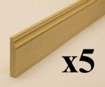 1381PL Georgian Skirting Boards pack